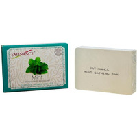 Mint Aromatherapy Bathing Bar Transparent With 100 % Pure Essential Oils
