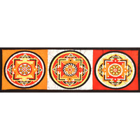 Three Mandalas ...