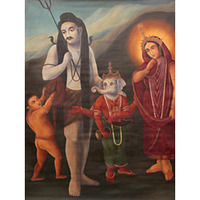 Lord Shiva Family ...