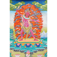 (Tibetan Buddhist) Ekajati - The Protector of Mantras