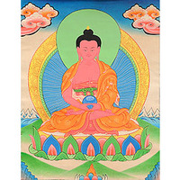 (Tibetan Buddhist) Amitabha - The Buddha of Infinite Light