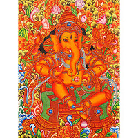 Lord Ganesha in the  ...