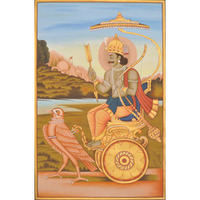 Lord Shani (Saturn)