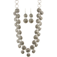 Silver Necklace: Pat ...
