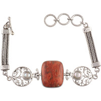 Agate Bracelet with  ...