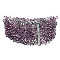 Amethyst Bunch Brace ...