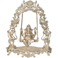 Ganesha On a Swing ...