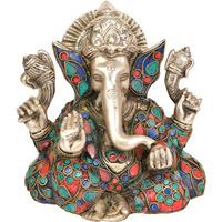 Blessing Lord Ganesh ...