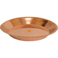 Deep Thali (copper P ...