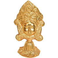 Devi Durga Head on S ...