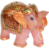 Decorated Elephant w ...