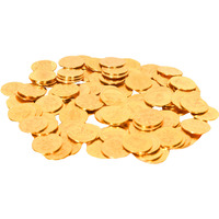 108 Coins for Lakshmi Puja