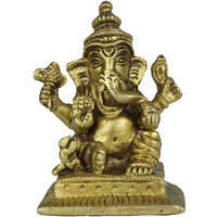Lord Ganesha Enjoyin ...