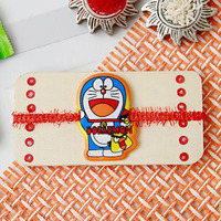 Doraemon Rakhi With  ...