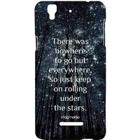 Under the Stars - Sublime Case for YU Yureka Plus