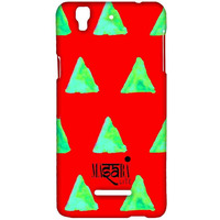 Masaba Red Cone - Sublime Case for YU Yureka Plus