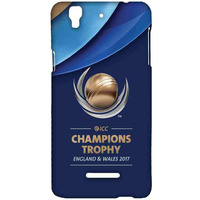 Champions Trophy Logo - Sublime Case for YU Yureka Plus