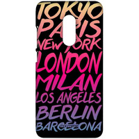 Fashion Cities - Sublime Case for Xiaomi Redmi Note 4