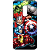 Avengers Fury - Sublime Case for Xiaomi Redmi Note 4