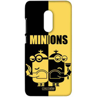 Simply Minions - Sublime Case for Xiaomi Redmi Note 4