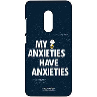 Anxieties Issue  - Sublime Case for Xiaomi Redmi Note 4