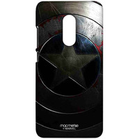Rusted Captains Shield - Sublime Case for Xiaomi Redmi Note 4