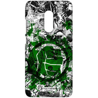 Splash Out Hulk Fist - Sublime Case for Xiaomi Redmi Note 4