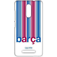 Barca Decoded - Sublime Case for Xiaomi Redmi Note 3