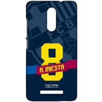 Classic Iniesta - Sublime Case for Xiaomi Redmi Note 3