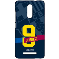 Classic Suarez - Sublime Case for Xiaomi Redmi Note 3