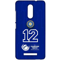 India Number 12 - Sublime Case for Xiaomi Redmi Note 3