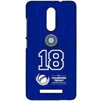 India Number 18 - Sublime Case for Xiaomi Redmi Note 3
