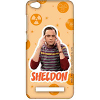 Sheldon Explosion  - Sublime Case for Xiaomi Redmi 4A