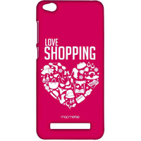 Love Shopping - Sublime Case for Xiaomi Redmi 4A