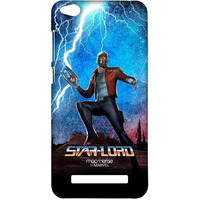 Star Lord Thunder - Sublime Case for Xiaomi Redmi 4A