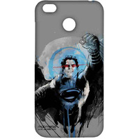 Sketched Superman - Sublime Case for Xiaomi Redmi 4