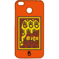 KR Orange Elephant - Sublime Case for Xiaomi Redmi 4