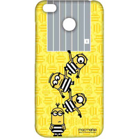 Minions Escapade - Sublime Case for Xiaomi Redmi 4