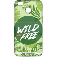 Wild and Free - Sublime Case for Xiaomi Redmi 4