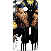 Wounded Wolverine - Sublime Case for Xiaomi Redmi 4