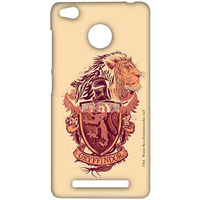 House of Gryffindor  - Sublime Case for Xiaomi Redmi 3S Prime