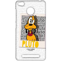 Hello Mr Pluto - Sublime Case for Xiaomi Redmi 3S Prime