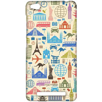Travel Lover - Sublime Case for Xiaomi Redmi 3S