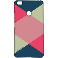 Criss Cross Tealpink - Sublime Case for Xiaomi Mi Max