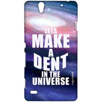 Dent In The Universe - Sublime Case for Sony Xperia C4