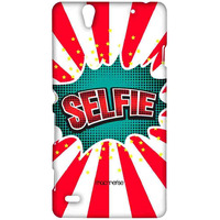 Pop Art Selfie - Sublime Case for Sony Xperia C4