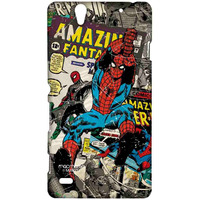 Comic Spidey - Sublime Case for Sony Xperia C4