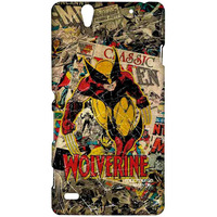 Comic Wolverine - Sublime Case for Sony Xperia C4