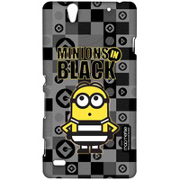 Minions In Black - Sublime Case for Sony Xperia C4