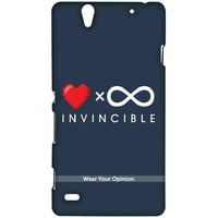 Invincible - Sublime Case for Sony Xperia C4